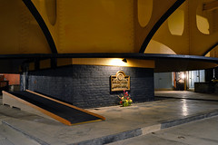 Tomb of James Lick (ruei_ke) Tags: california usa telescope 1735mmf28d d3 lickobservatory mounthamilton uco capturenx enfuse nikond3