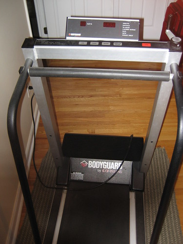 Electric Treadmill - $45 by underwood4sale