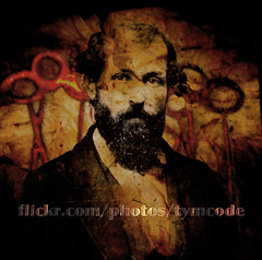 Almost Finished (Tymcode) Tags: macro collage photoshop ambrotype ambrose davemckean facebook totalphotoshop