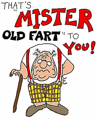 That's Mister Old Fart To You Picture