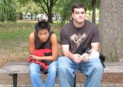 (AzyxA) Tags: park chris scott xingu bostoncommon sdk