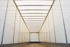architecture truck trailer