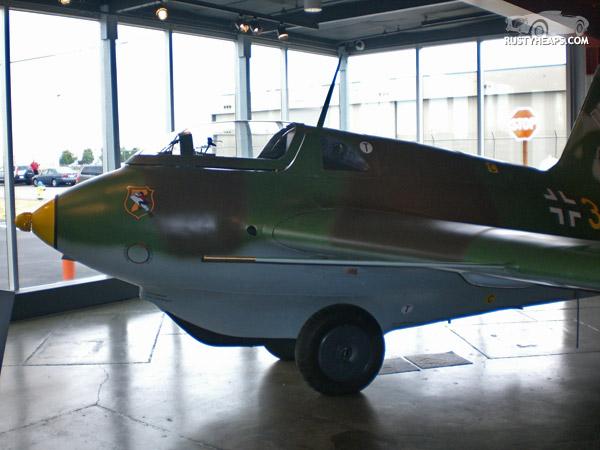 Messerschmitt 163B Komet