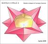 Scatola A Stella 4 (disegno) - Star Box 4 (drawing)