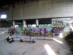 Action (mrzero) Tags: old friends building art colors pool lines playground wall tile effects graffiti mar photo 3d paint action character tag letters meeting tags spray dirt styles colored slovakia inside cans graff ram destroyed bratislava cfs molotow eurocultured hepi mrzero cekas bki breakone