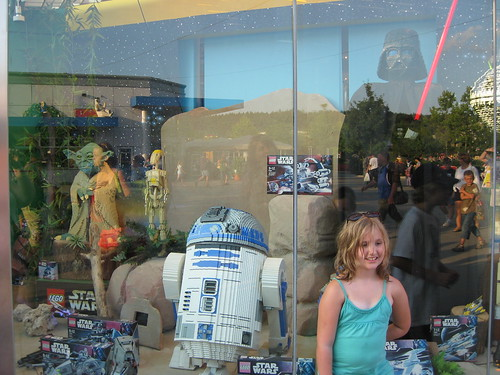 Legoland: LG tolerates Star Wars by bsktcase