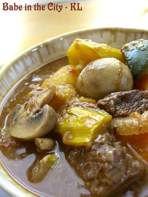 Beef Stew Version 3.0