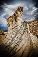Hoodoo Voodoo (Kevin Eddy) Tags: newmexico landscapes flickr d300 5photosaday ojitobadlands spiritofphotography
