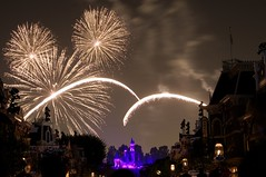 The Ultimate Hidden Mickey (Matt Pasant) Tags: fireworks disneyland explore wishes mickeymouse anaheim dca dlr hiddenmickey disneyscaliforniaadventure outofthecamera rememberdreamscometrue canonef28105mmf3545iiusm canon40d flickrlovers