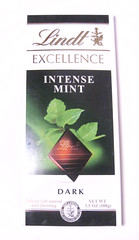 Lindt: Intense Mint Dark