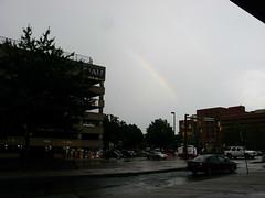 Rainbow over Otakon