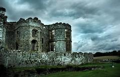 Carew Castle.jpg (gallyslave) Tags: england sky castles stone landscape