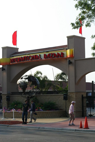 New International Bazaar