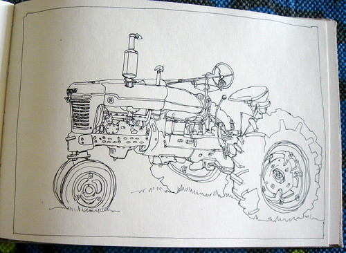 My tractor