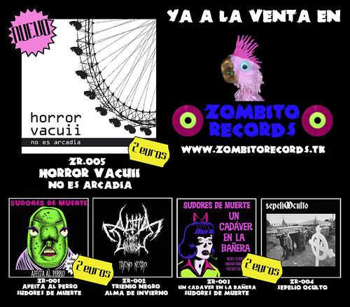 Zombito Records estrena grupo