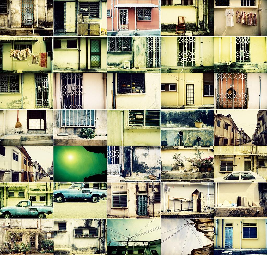 SeaPark Houses Mosaic Thumbnails