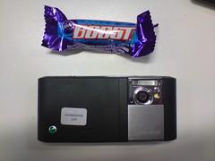 8 megapixel camera - Sony Ericsson C905
