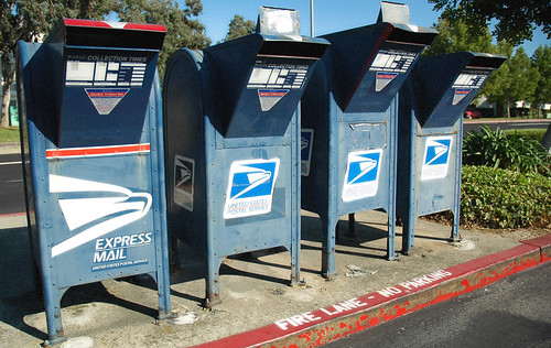 the dance of the sugarplum mailboxes - usa