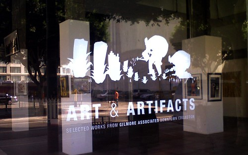 Art &Artifacts @ the Continental Gallery