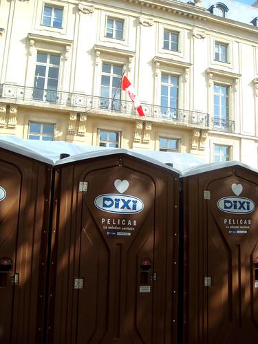 pope toilets invalides