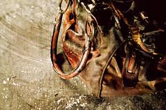 (Julie™) Tags: house texture bag julie burnt f ash lv
