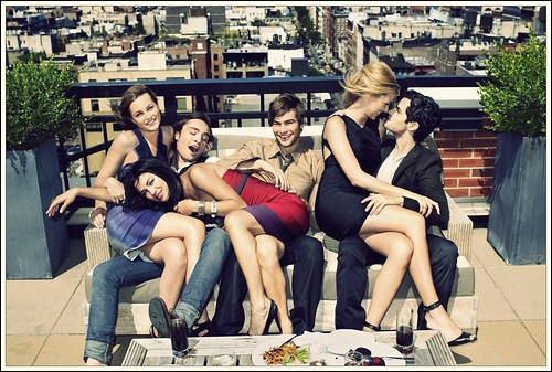 ღMaybeSomedayLoveღ 拍攝的 Gossip Girl Cast (Entertainment Weekly) HQ。