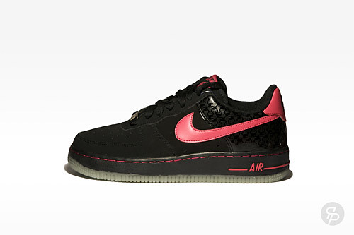 Nike Air Force 1 LE Halloween 08