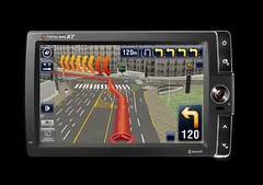 iNAVI K7 GPS