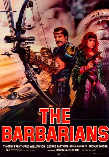 1982 - i nuovi barbari