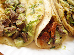 tacos from tulcingo del valle