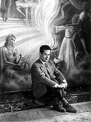 Faird (Kodak Agfa) Tags: musicians actors egypt cairo 1950s syria singers faridalatrash