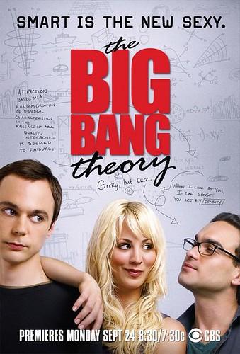 big bang theory T-2