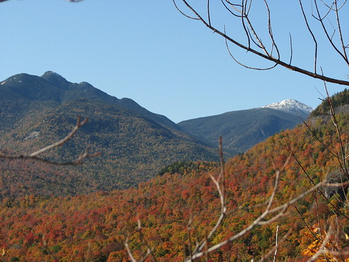 Snow on Mount Marcy