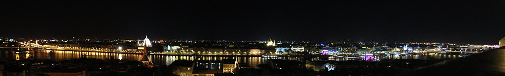Danube Night