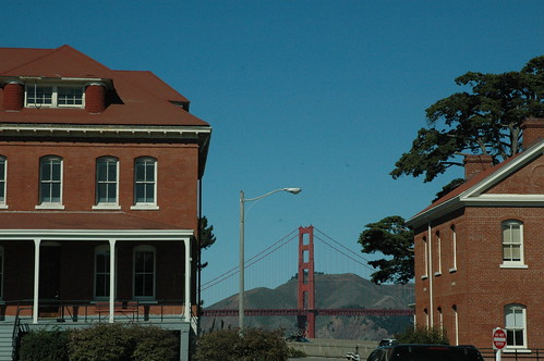 Presidio Main Post + BOB