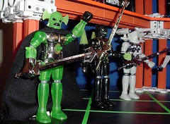 Palisades Micronauts Display (12 of 37) (Alexis Dyer) Tags: world art japan toy actionfigure japanese star robot photo starwars gun ship display action space borg alien battle system collection galaxy fantasy transformers weapon micro egyptian figure scifi sarcophagus customized warrior rocket sciencefiction cyborg tron outerspace universe ultra takara android futuristic diorama tomy mecha droid bot palisades robo defender mego galactic micronauts robotech robotic micronaut microman microverse micropolis  pharoid interchangeables themicronauts  assembleborg henshincybrog