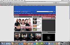 myspace front