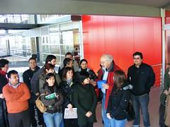 Francis Pisani en Chile (OCD Iberoamrica) Tags: francis pisani magister clases