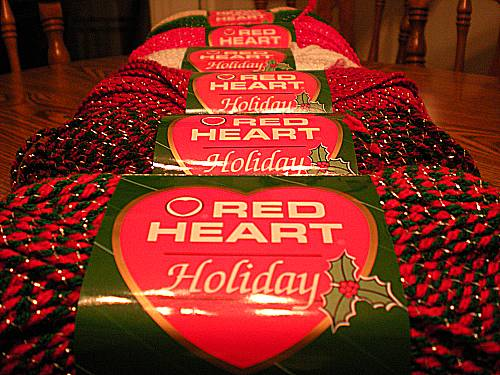 Red Heart Holiday