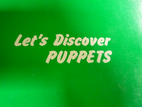 let's discover puppets