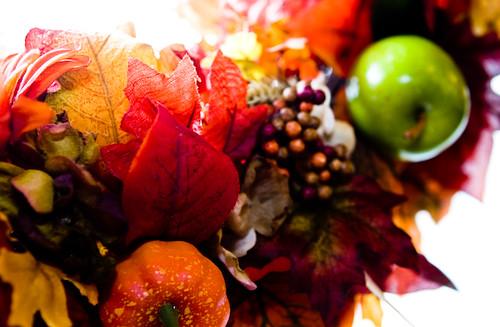 Wreaths Closeup