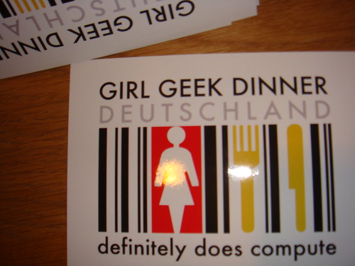 Girl Geek Dinner Berlin by Andrea Vascellari