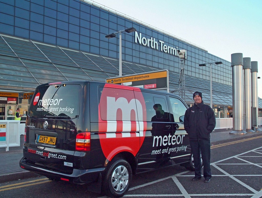 The worlds best photos by meteor meet and greet flickr hive mind meteor meet and greet parkings minibus and driver outside the north terminal meteor meet and kristyandbryce Gallery