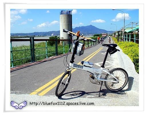 081018秀朗橋-漁人碼頭80km小摺之旅03_往社子島的自行車道