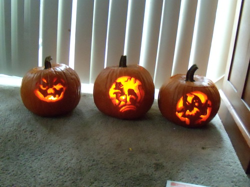Pumpkin Carving time