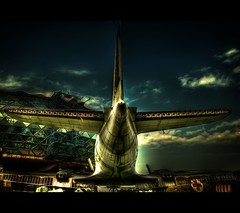 Mission... EXPLORE (NikolaT) Tags: travel light sky metal photoshop plane canon airplane back raw aircraft air rusty explore belgrade bec frontpage beograd hdr aero 1000views srbija lucisart europ cs3 photomatix g9 outstandingshots 3exp colorphotoaward aplusphoto canong9 nikolat alemdagqualityonlyclub alemdaggoldenaward tonemapp 100commentgroup 1000views100fav