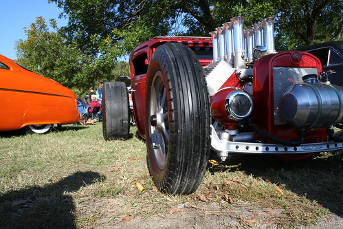 Hot Rod, Rat Rod