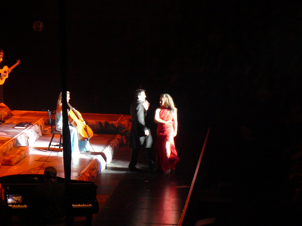 Celtic Thunder: Domestic Violence (Ok, it's part of the act)