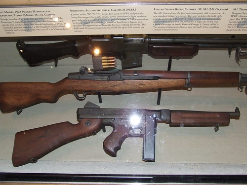 wwii rifles