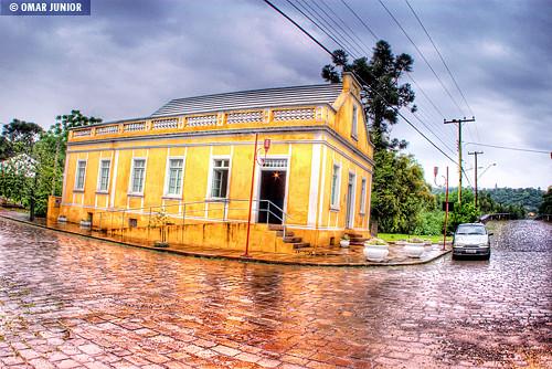 Casa Amarela 2008 - Ivoti/RS | HDR
